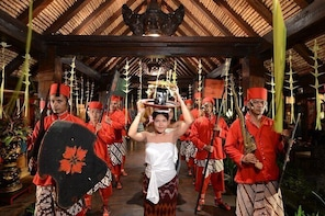 Royal Tugudom - Grand Ceremonial Dining of Majapahit Kingdom