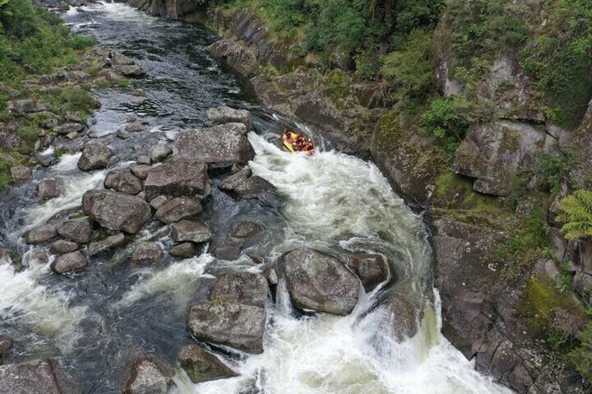 Waterfall Toaster rapid