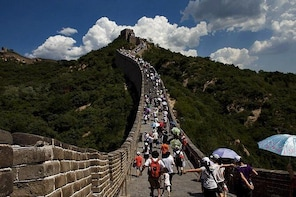 Private transfer Service from Beijing To Juyongguan and Badaling Great Wall