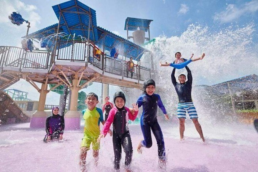 Desaru Coast Adventure Waterpark Admission Ticket