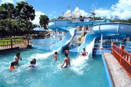 A'Famosa Water Theme Park in Melaka Admission Ticket