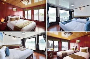 Overnight at 4 stars cruise - cheapest prices - high quality - all inclusio...