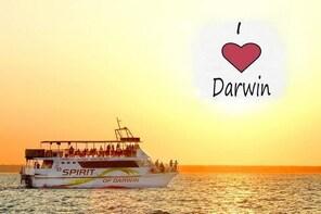 Darwin Sunset Cruise with Optional Buffet Dinner