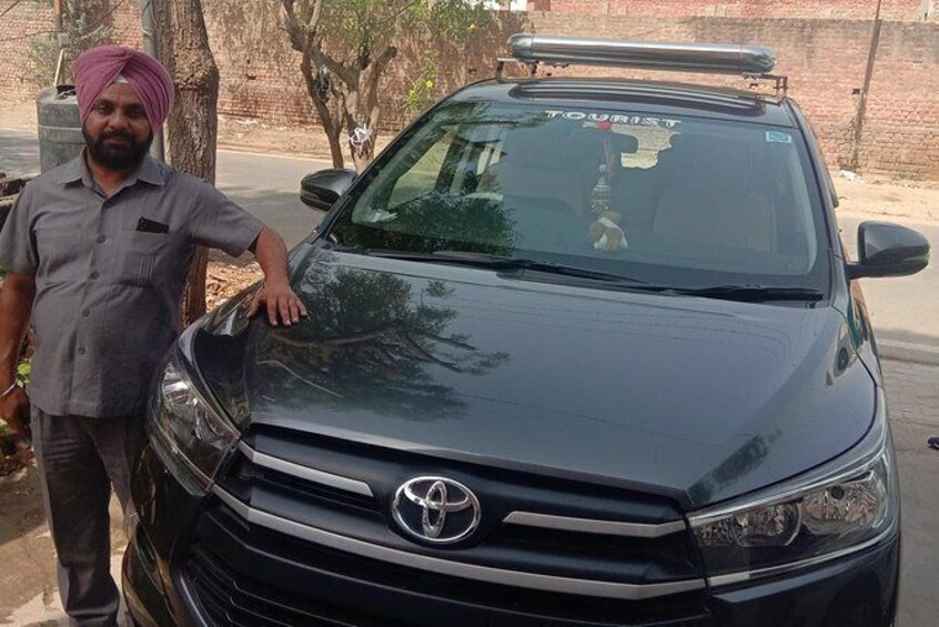 Show item 1 of 6. Private transfer from Delhi to Agra by car