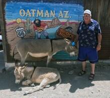 Oatman Village Western Mining Town & Route 66 Experience
