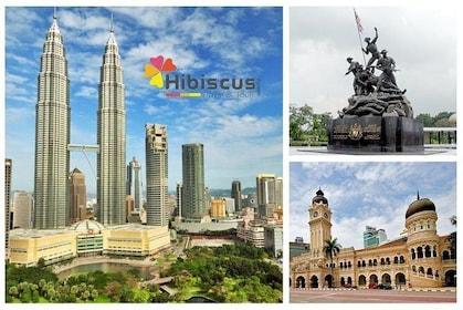 Kuala Lumpur Half-Day City Highlights Tour