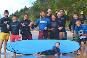 Master the White Wash 2-Day Surf School in Byron Bay