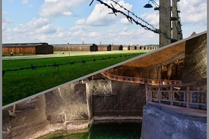 Auschwitz and Wieliczka Salt Mine in One Day -Private Transport with 4Trave...