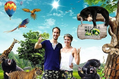 Melaka Zoo Night Safari Admission Ticket