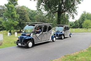 Hollywood Cemetery Electric Car Tour in Richmond