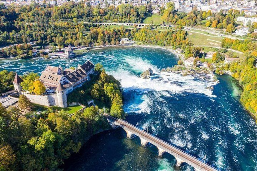 Show item 1 of 10. Private trip from Zurich to the Black Forest in Germany & Swiss Rhine Falls