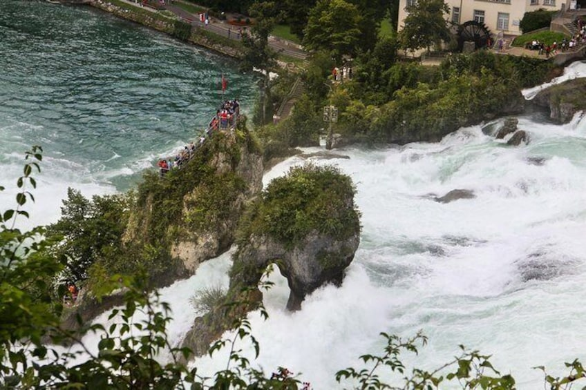 Show item 10 of 10. Private trip from Zurich to the Black Forest in Germany & Swiss Rhine Falls
