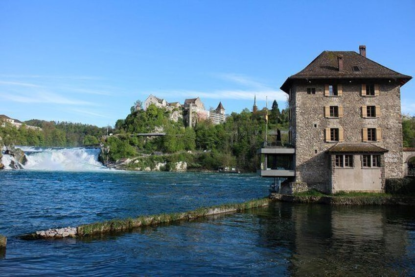 Show item 2 of 10. Private trip from Zurich to the Black Forest in Germany & Swiss Rhine Falls