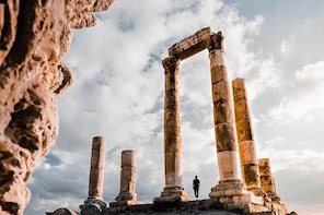 3-Day Tour from Amman: Jerash, Petra, Wadi Rum and Dead Sea