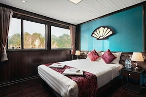 3 days - 2 nights on great Halong bay cruises with many options all inclusi...