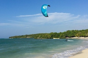Kite Surf Lessons in Cartagena