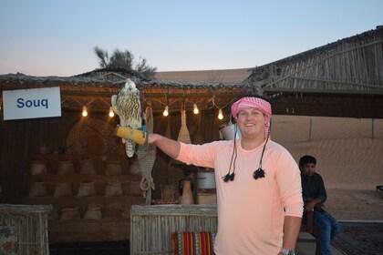 Dubai Desert Safari with BBQ Dinner - It's Amazing