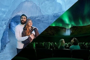 Wonders of Iceland & Áróra - Northern Lights Planetarium Show