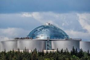 Wonders of Iceland & Áróra - Northern Lights Planetarium Show