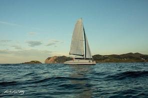 Day sail to Izaro Island including swiming at sea
