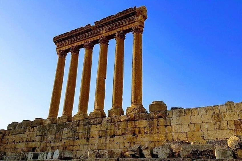 Temple of Jupiter - Baalbek