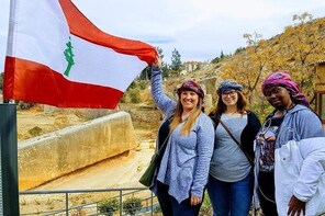 Full-Day Private Tour to Baalbek, Anjar And Ksara From Beirut