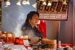 Private & Personalized Tour: Eat Like a Local in Yokohama