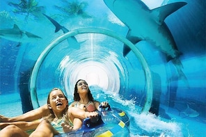 Atlantis Water Park and Lost Chambers Aquarium Entry Pass