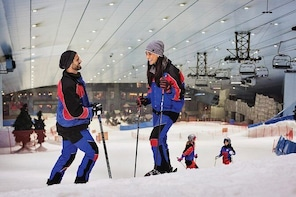 Ski Dubai Snow Park Tickets