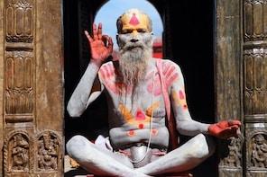 Naga Experience Tour in Kumbh Mela