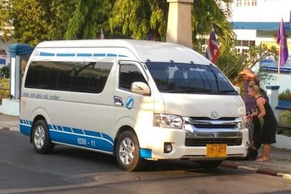 Krabi Town To Koh Lanta by Minivan Shuttle