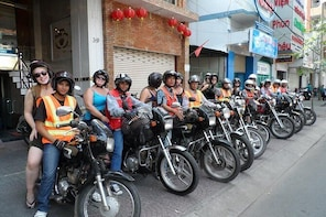 9-Day Motorcycle Tour from Ho Chi Minh City to Hoi An