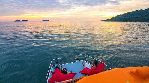 SeaTango Romantic Sunset Cruise Kota Kinabalu