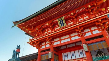 Kyoto Day Tour: Arashiyama, Kinkaku-ji Temple & Inari Shrine