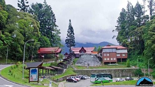 Kinabalu Park & Poring Hot Spring Tour