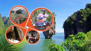 James Bond Island Tour with ATV Riding from Krabi