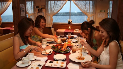 Okinawa MOBY DICK Dinner Cruise