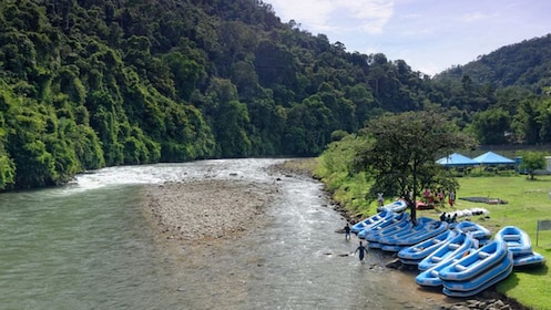 Kiulu Rafting & Muara Fireflies Tour