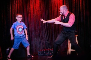 Skip the Line: Impossibilities Magic Show at the Iris Theater Ticket