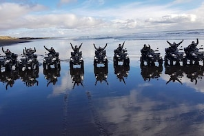Black Beach quad bike - QUAD Tour