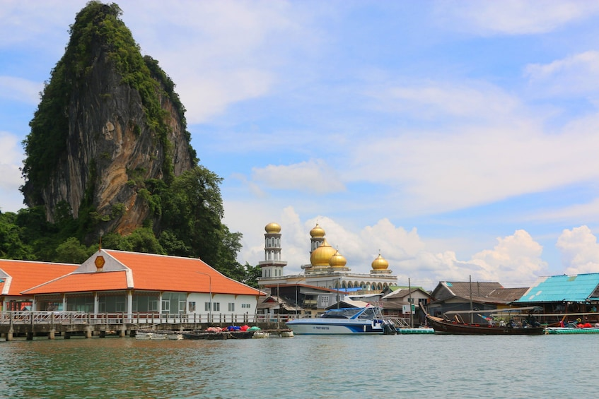 Show item 3 of 10. Khao Lak: Phang Nga Bay & James Bond Island by Longtail Boat