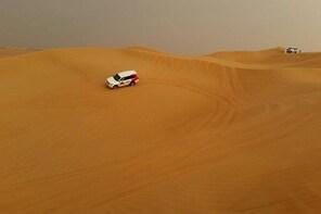 Guided Day Tour to Desert Safari-Dune Bashing with Dinner in Dubai