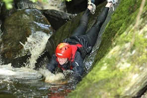Half-Day Gorge Walking in Llangollen