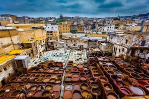 Fez Half-Day Sightseeing Tour