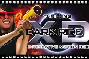 Dark Ride Movie Simulator