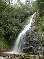 Ecotour to waterfall in Colombia, Cali