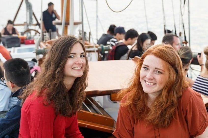 Show item 3 of 7. Whitsundays Sunset Sailing Cruise