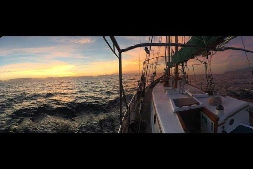Show item 5 of 7. Whitsundays Sunset Sailing Cruise