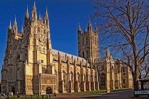 Private Round Trip Transfer : London to Canterbury Cathedral