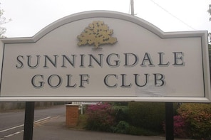 Private Transfers: London to Sunningdale Golf Clubs